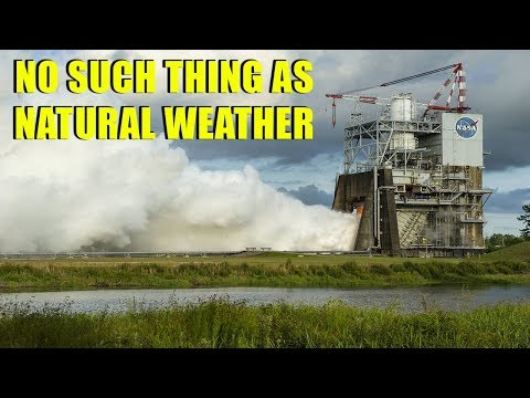 Proof of Weather Modification | NASA, HAARP & Chemtrail Technology