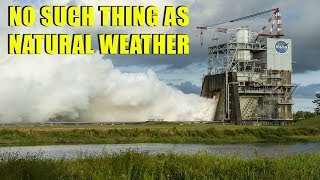 Proof of weather modification programs:-