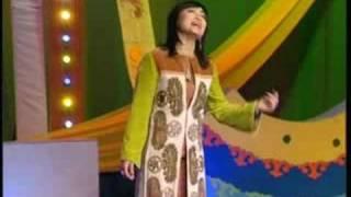 "Kyrgyz music - G. Satylganova  ""Biz duino"""