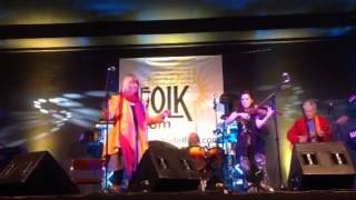 Steeleye Span performing Saucy Sailor @ Costa Del Folk Spain 2015