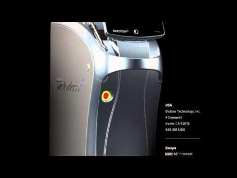 BIOLASE Introduces the Dual Wavelength Waterlase iPlus Laser System