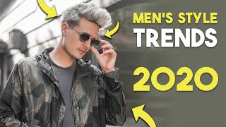 The BEST Mens Style Trends 2020 | Mens Fashion In 2020