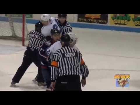 Matt Wray vs. Tristan Lysko