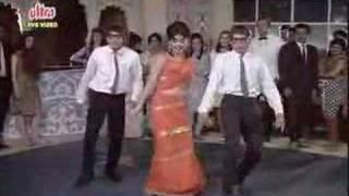 Aaj Kal Tere Mere Pyar Ke ( brahmachari ) - YouTube