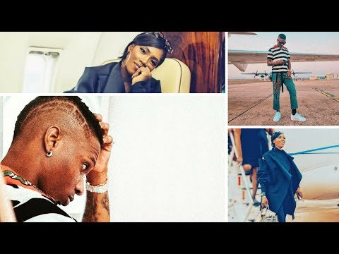 Wizkid caught with Tiwa Savage as he give her A Sweet Hug