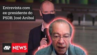 """""""Bruno Covas foi o político de diálogo que o Brasil precisa"""", diz José Aníbal"""
