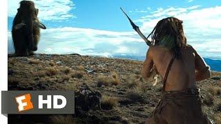 10,000 BC (2/10) Movie CLIP - Killing the Mammoth (2008) HD
