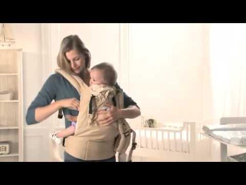 ERGObaby Anleitung Bauchtrage | Babyzeiten