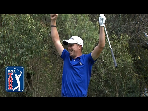 Justin Thomas' insane hole-in-one at Mexico Championship
