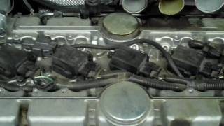 2004 XC90 Volvo turbo Overboost problem repaired P0234 - hmong video