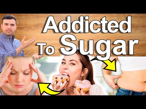 ADDICTED TO SUGAR - 6 Symptoms That Indicate You're Eating Too Much Sugar