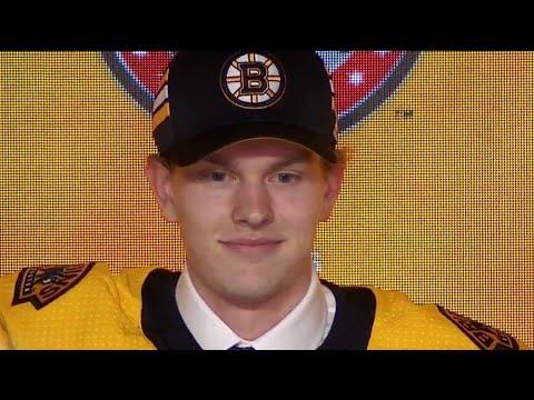 Vaakanainen goes to Bruins at No.18
