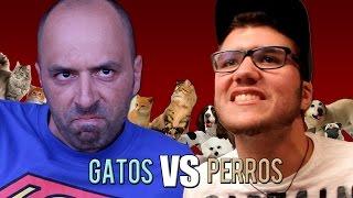 PERROS vs GATOS | Keyblade & Videópatas