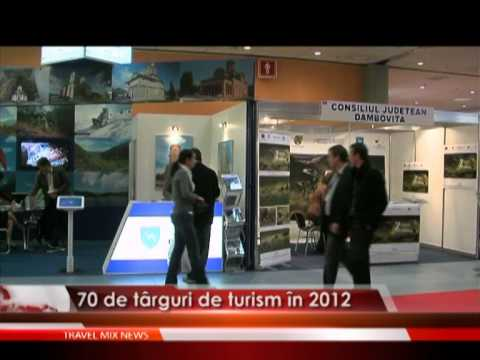 70 de targuri de turism in 2012