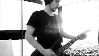 Chevelle - Fizgig Guitar Cover