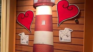 Tour of Cabin 10272, Carnival Horizon & How We Decorate/Organize Our Cruise Cabin