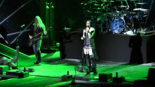 Nightwish - Élan HD (Banska Bystrica, 14.6.2015)