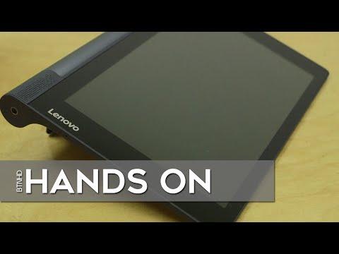 Lenovo Yoga Tab 3 8 Hands On!
