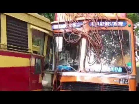 KSRTC bus accident – KERALA TUBEE