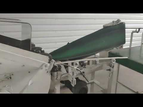 Video - Rectangular line for chemical cans