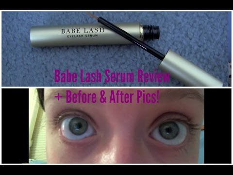 Download Babe Lash(Growing Lash Serum) Review! Mp4 HD Video and MP3