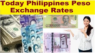 exchange rate riyal to philippine peso today l vietnam money exchange philippines l philippine peso