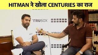 SUPER EXCLUSIVE: Rajkot के Hero Rohit ने बताया आसानी से 100 जमाने का Magic Formula | IndvsBan T20