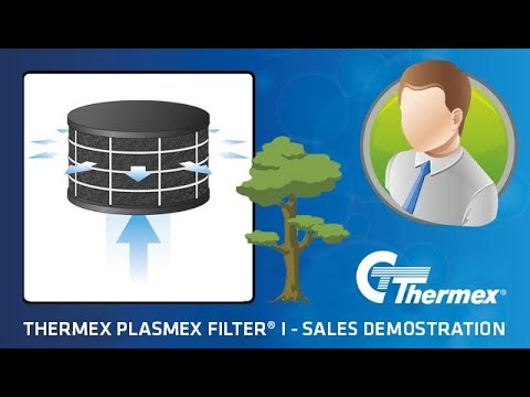 Demonstration av Thermex Plasmex Filter® I