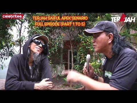 Download SAIFUL APEK SENARIO Full Episode (part 1.5 To 5.5) HD Mp4 3GP Video and MP3