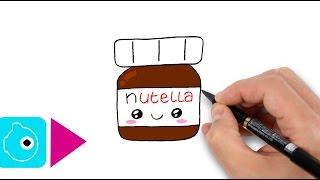 Comment Dessiner Nutella 123vid