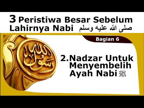 Sirah Nabi 5_2: Nadzar Untuk Menyembelih Ayah Nabi صلى الله عليه وسلم