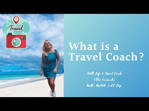 What is a travel coach?
