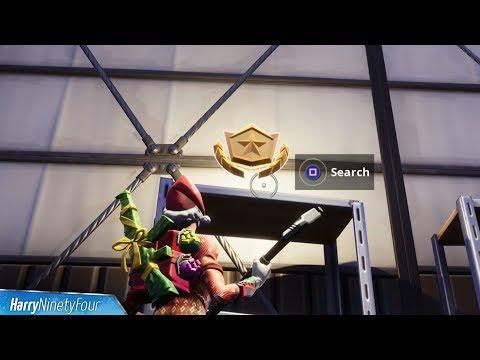 Secret Battle Star Week 3 Season 7 Location Fortnite Battle