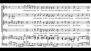 Händel: Messiah - 52. But thanks be to God - Gardiner