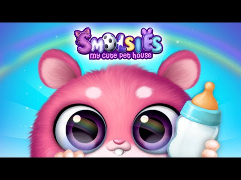 Smolsies - My Cute Pet House wideo