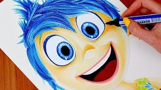 INSIDE OUT Drawing JOY