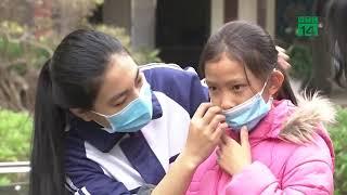 Tết ấm áp của trẻ mồ côi đặc biệt - VTC14