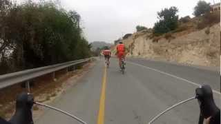 preview picture of video 'Cyprus Cycling 2'