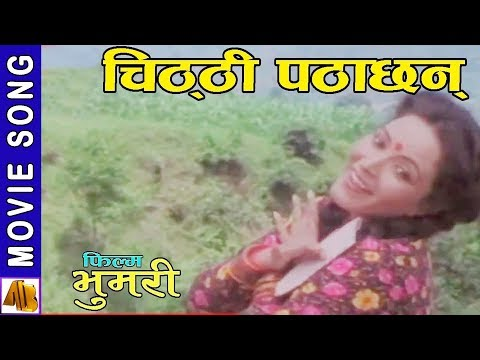 Chithi Pathaychan | Nepali Movie Bhumari  Song