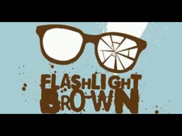 Flashlight-brown-flashlight-brown