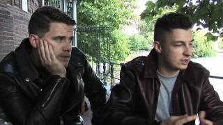 Arctic Monkeys interview - Matt Helders and Jamie Cook (part 1)
