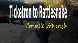 Using Ticketron to Session Rattlesnake Trail