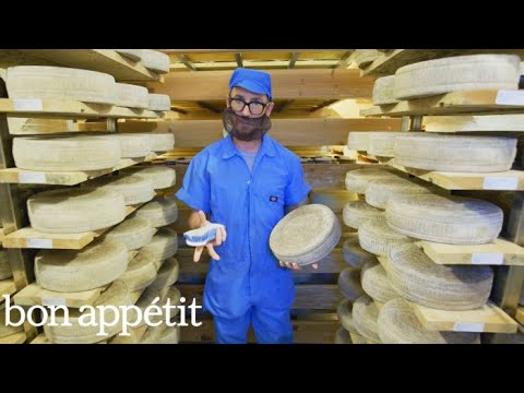 Inside the Cheese-Aging Caves 30 Feet Under Brooklyn