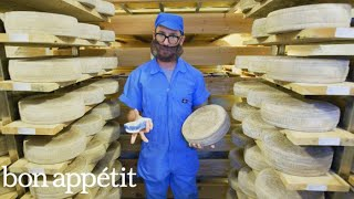 Inside the Cheese-Aging Caves 30 Feet Under Brooklyn | I Got a Guy | Bon Appétit - Video Youtube