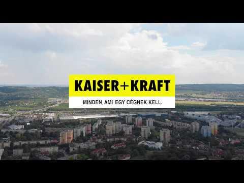 KAISER+KRAFT Kft.  - KAISER+KRAFT Iroda madártávlat