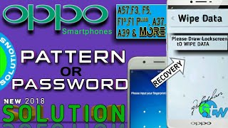 Oppo Flash software for Hard Reset unlock Pattern remove password