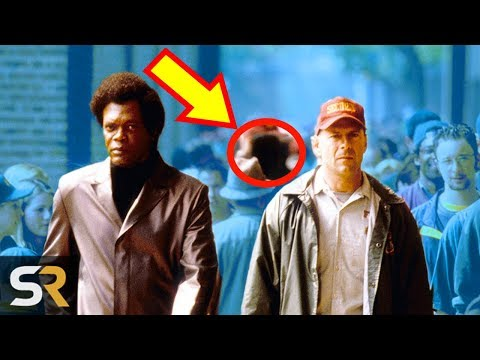 Glass theory  james mcavoy  39 s split character was in unbreakable all along