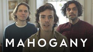 "Video thumbnail of ""Jack Savoretti - Broken Glass   Mahogany Session"""