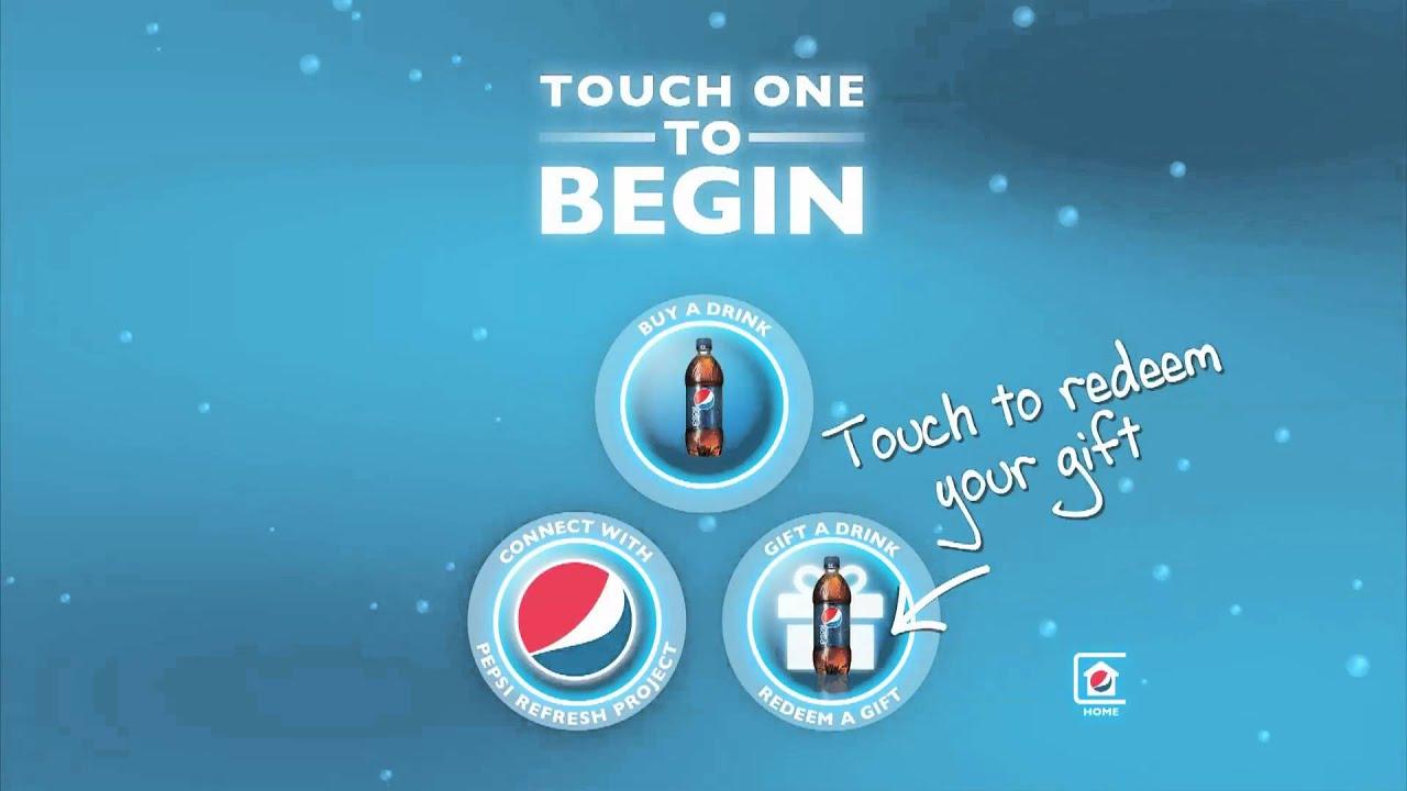 Pepsi's Social Vending Machine Would Be Kinda Great If…