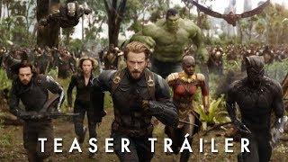 Vengadores: Infinity War De Marvel - Teaser Tráiler Oficial